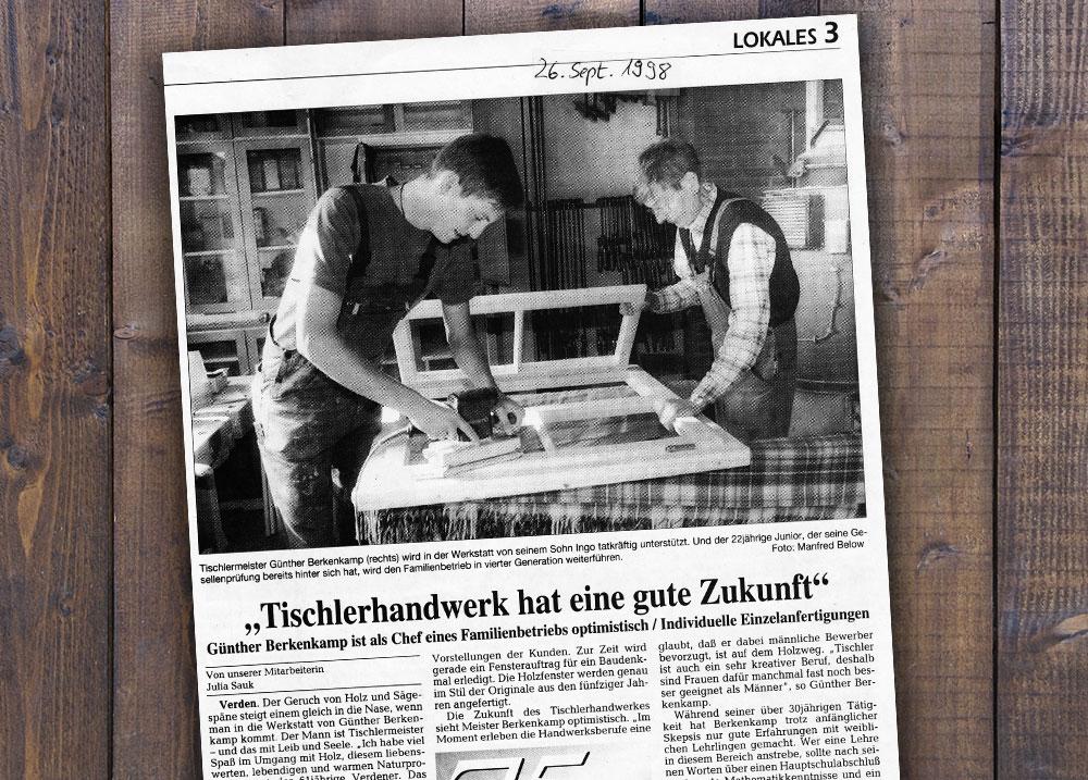 VAZ-Artikel-Tischlerei-Berkenkamp
